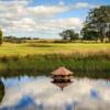 View from Oldmeldrum Golf Club