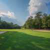 View from the Stonemont 2nd green at  Stone Mountain Golf Course