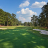 View of the 7th green from the Stonemont at Stone Mountain Golf Course