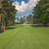 8th tee box from the Stonemont at Stone Mountain Golf Course