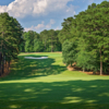 View of the 9th hole from the Stonemont at Stone Mountain Golf Course