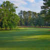 View of the 11th hole from the Stonemont at Stone Mountain Golf Course