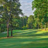 View of the 12th green from the Stonemont at Stone Mountain Golf Course