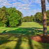 View of the 14th green from the Stonemont at Stone Mountain Golf Course