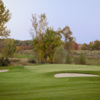 A fall day view of a hole at The Pheasant Golf Links (Michael Sigl)