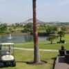 A sunny day view from Valle Imperial Golf Club