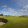 A view of a hole at West Course from Saunton Golf Club