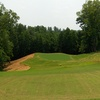 A view of green #2 at Fairways of Canton Golf Club