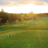 A view from a tee at Oakfield Golf and Country Club