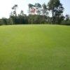 A view of the 2nd green at Hughenden Golf Club (Blake Moser)