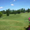 A view of hole #1 at Miquelon Hills Golf Course