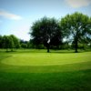 A view of a green at Poppy Estate Golf Course
