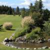 A view of a fairway at Royal York Golf Course