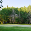 A sunny day view of a hole at Lakepoint Golf and Country Club