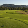 A view from tee #6 at Fairview Mountain Golf Club
