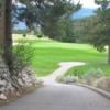 A view of a green at Sumac Ridge Golf Club (Agur Lake Camp Society)