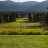 A view of a fairway at Point Course from Copper Point Golf Club