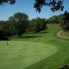 A view of a hole at Pleasant Valley Golf Club
