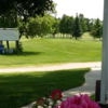 A sunny day view from McCreary Golf and Country Club