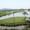 A view of green at Song Gia Resort Complex Golf & Country Club