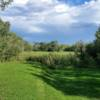 A view from a tee at Cottonwood Golf Course (Golfing Manitoba)