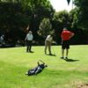 A view of a green at Pitch & Putt from Club Medico