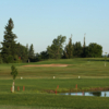 A view of a hole at Lakeside Golf Club