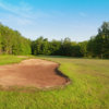 A view of a fairway at Pine Needles Golf and Country Club