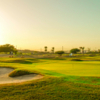 View of a green at Ghala Golf Club