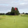 The 17th green at Inverness Golf Club