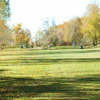 A fall day view from Brockville Highland Golf Club