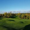 A fall day view from Savannah Golf Links