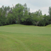A view of the 15th green at North/East Course from Kulim Golf & Country Resort