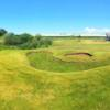 A view of a hole at Gailes Golf Leisure