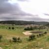 A view of a hole at Bisharat Golf Course (Osama Al Najjar)
