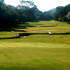A view of hole #13 at Eagles' Golf Links