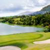 A view of a green at Tagaytay Midlands Golf Club