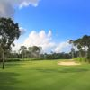 A view from a fairway at Vinpearl Golf Phu Quoc