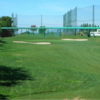 A view of the 5th hole at Golf Cambrils Pitch & Putt