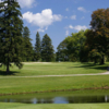 A view of a green at Glancaster Golf and Country Club