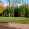 A view of a hole at North Shore Golf Club