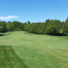 A view from the left side of a fairway at Kedron Dells Golf Course