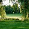 A view of a green at Tavistock Golf Course