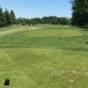 A view from a tee at Woodstock Meadows Golf Club