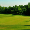 A view of a green at Woodstock Meadows Golf Club