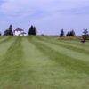 A view from the 2nd tee at Rollo Bay Greens
