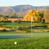 View from Foothills Golf Course