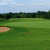 View of a green at Worcester Golf Club