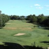 A sunny day view from Club de Golf Donnacona