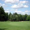 A view of green #4 at Club de Golf Piedmont